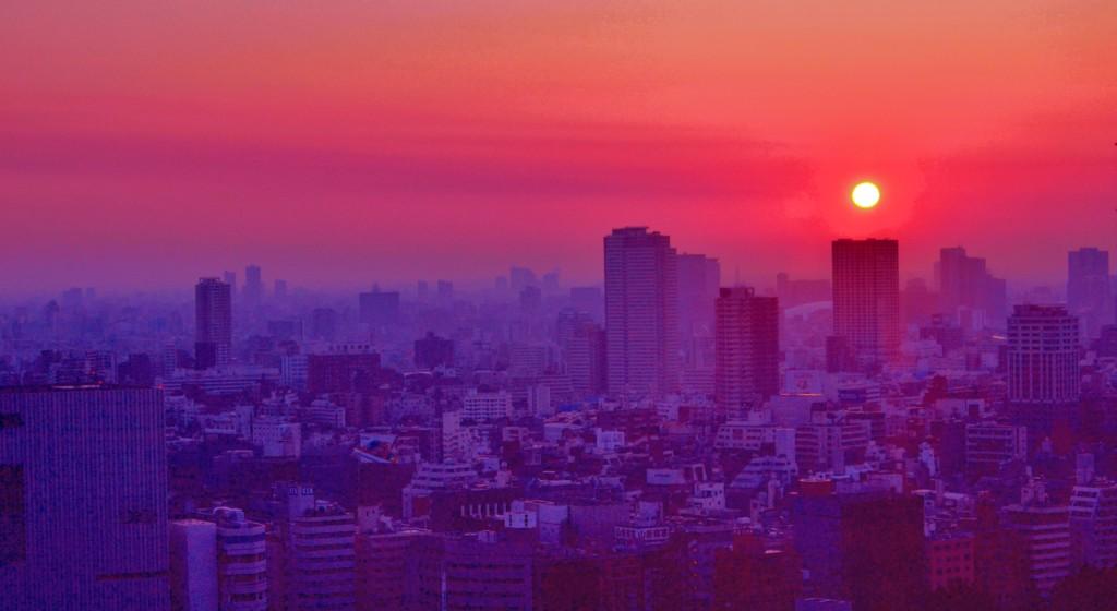 sunset_shinjuku